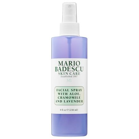 Facial Spray with Aloe, Chamomile and Lavender Mini