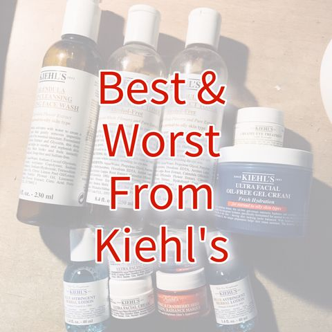 All You Need To Know About Kiehl's! 🌳🌳 My Kiehl's Awards!