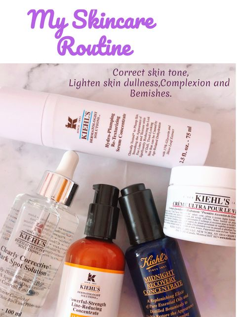 Skincare Routine That Will Give You Glowing Skin...