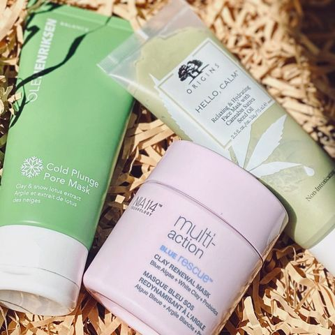 Clay Masks for Oily Skin; Pass or Grab?