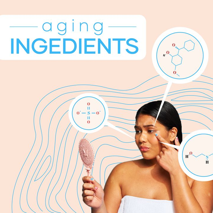 4 Beauty Ingredients That Will Age You Faster Than You'd Like