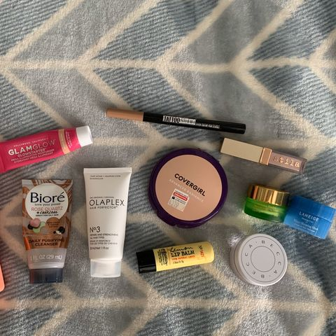 Product Empties | February