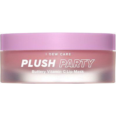 Plush Party Buttery Vitamin C Lip Mask