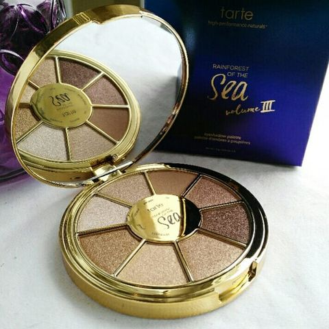Review: tarte Rainforest of th