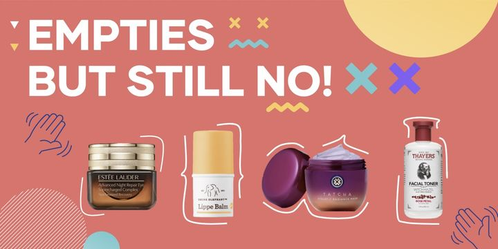 Empties But Won't Repurchase, According To Cherie Users