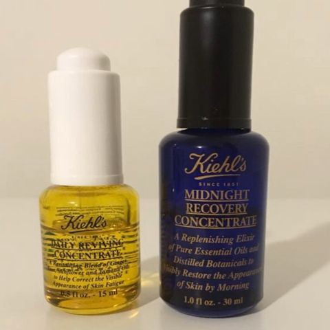 Reviving and Recovery concentrate!
