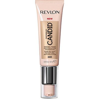 PhotoReady Candid Natural Finish Anti-Pollution Foundation