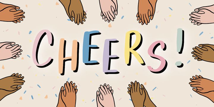 Our New 'Cheers' Feature Is All About Empowerment