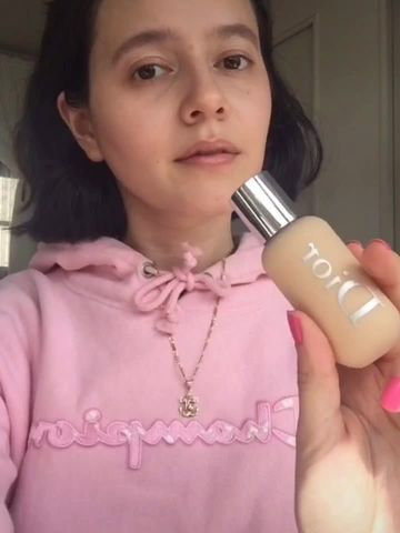 Trying THE TikTok viral foundation hack ✨